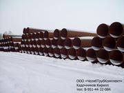 Трубы стальные восстановленные,  изолированные и лежалые