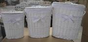 Корзина для белья плетеная из ивы - лучший подарок к любому празднику